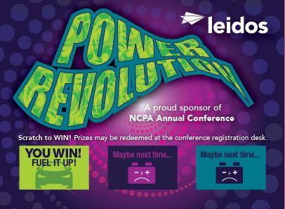 Power Revolution Scratch Ticket