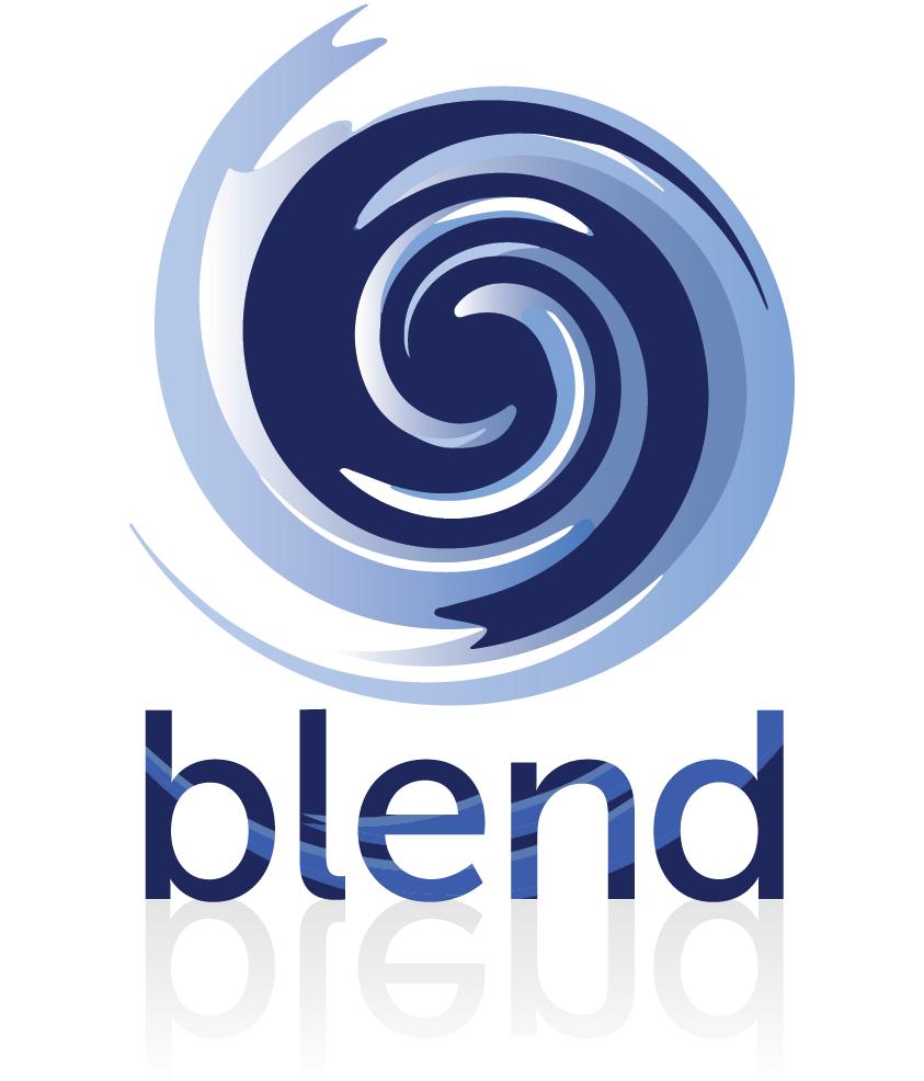 Blend BPO logo