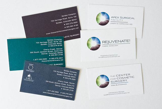 CCS business cards