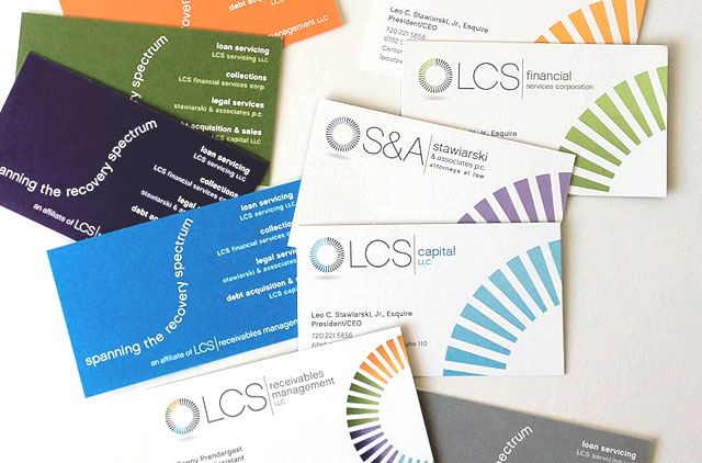 LCS Business Cards